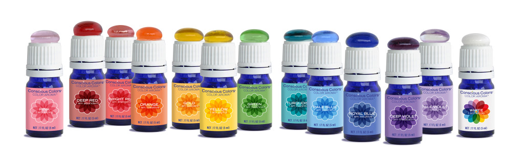 color aromatherapy