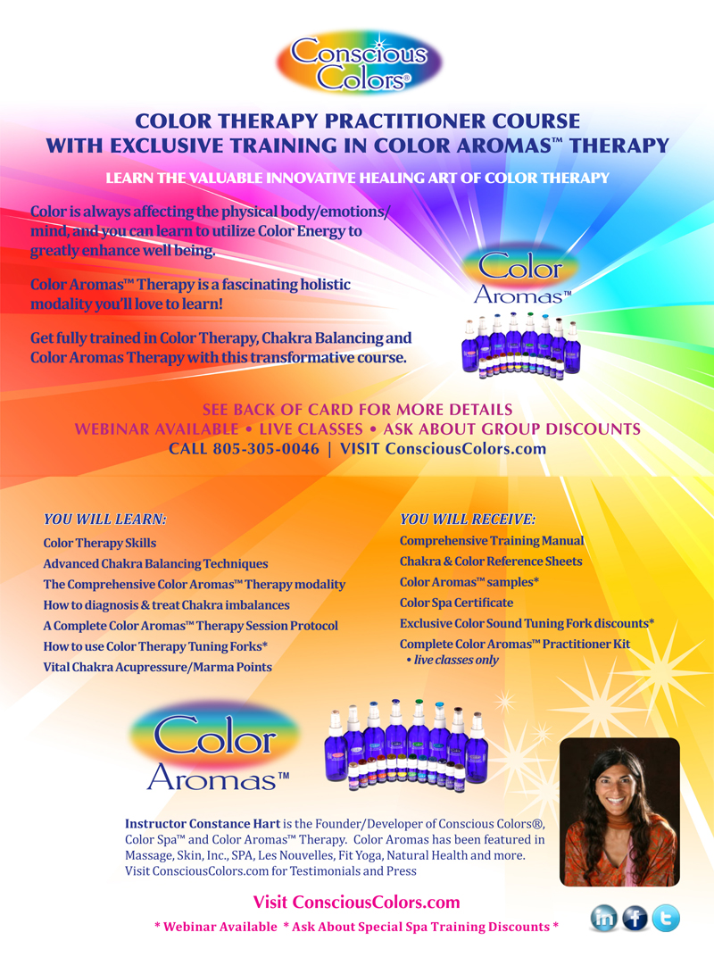 Color Therapy Course