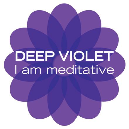 Deep Violet Color Aroma Mist