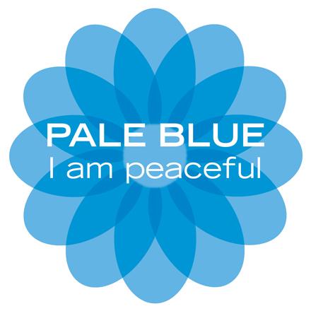 Pale Blue Color Aroma Mist