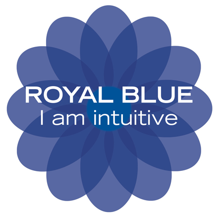 Royal Blue Color Aroma Mist