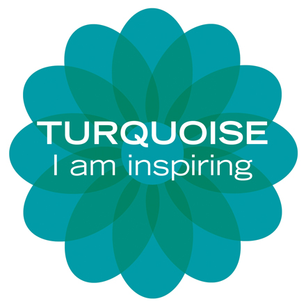 Turquoise Color Aroma Mist