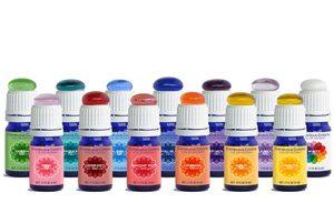 Color Aroma Oils
